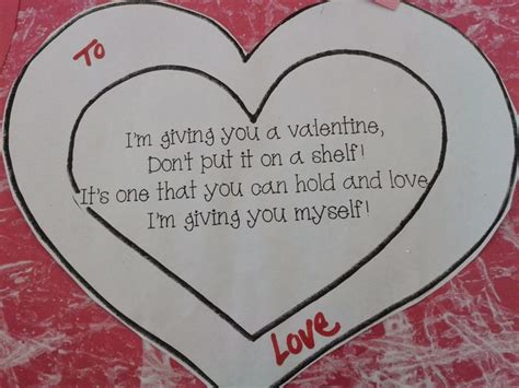 valentines poem for children 25 best ideas about valentines day poems on