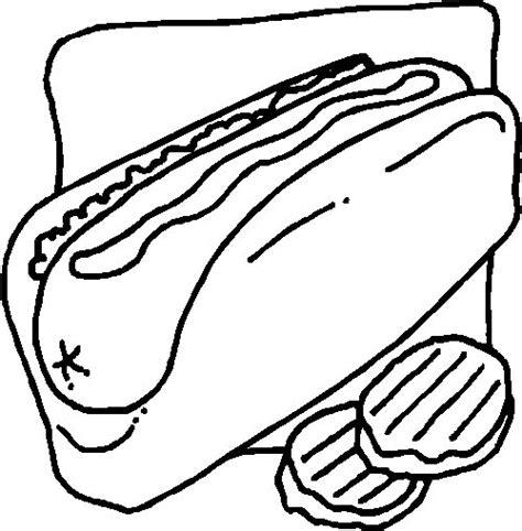 dibujos de comida chatarra para colorear imagui imagenes para colorear de comida chatarra imagui