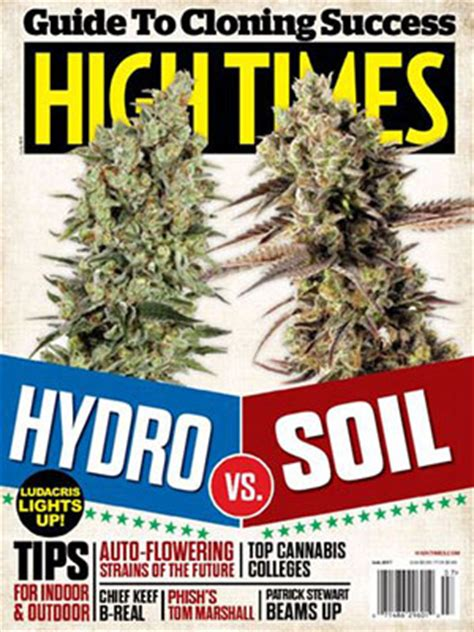 High Times Magazine Thc Detox by High Times Magazine Sold To Tech And Entertainment