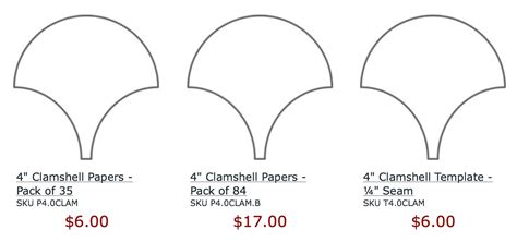 printable clamshell label tools gadgets