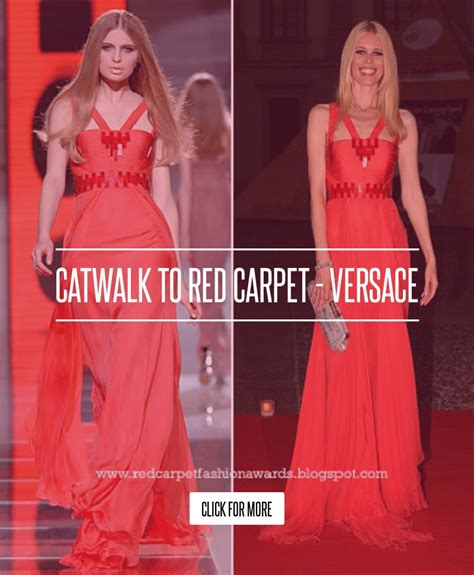 Catwalk To Carpet Rock by Catwalk To Carpet Versace Lifestyle