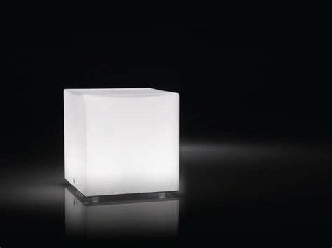 lade da tavolo a led lada da tavolo a led in vetro soffiato kubik lada