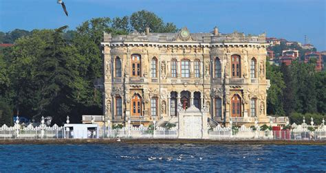 Ottoman Palaces The Luxurious Palaces Of The Ottoman Empire Daily Sabah