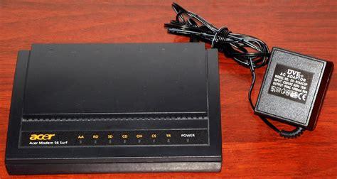 Modem Laptop Acer acer modem 56 surf