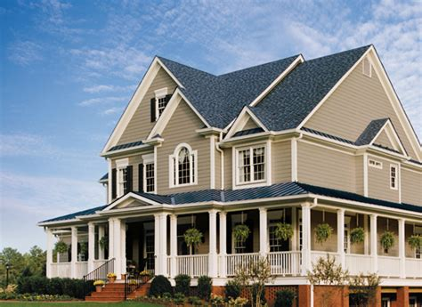 houses with different color siding siding contractor ma