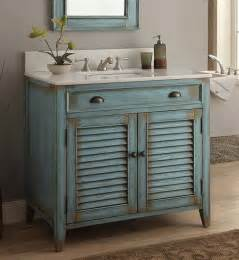 blue bathroom sink vanity 36 quot blue abbeville bathroom sink vanity cf28884bu