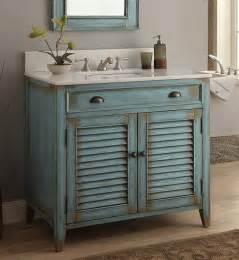 36 quot blue abbeville bathroom sink vanity cf28884bu