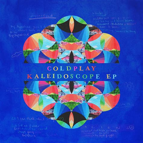 Coldplay Kaleidoscope | kaleidoscope ep coldplay