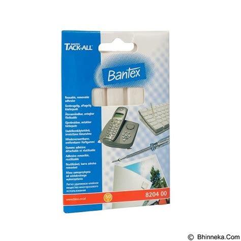Tack All Bantex 8205 jual bantex tack all sticky stuff 50gr 8204 00 murah bhinneka