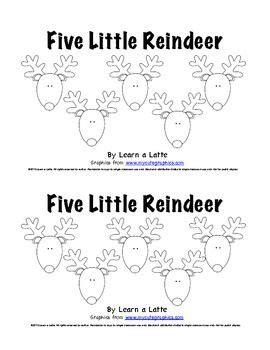 reindeer printables kindergarten best 25 christmas math ideas on pinterest christmas