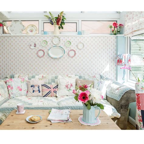 new looks for shabby chic ideal home