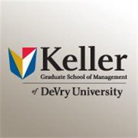 Keller Graduate Mba Program by Keller Graduate School Of Management Squarelogo Png