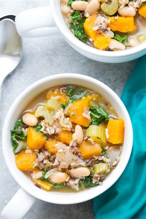 vegetarian cooker soup recipes cooker rice vegetable soup kristine s kitchen