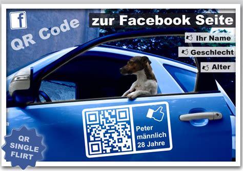 Facebook Aufkleber Bestellen by Facebook Qr Code Zu Fanpage Fb Gef 228 Llt Mir Single