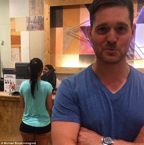 Michael Buble Instagram | michael bubl 233 posts a woman s butt on instagram daily