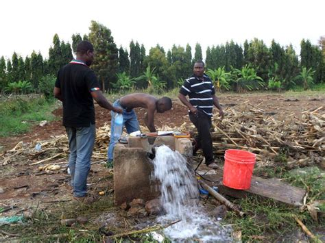 tanzania water projects provide clean safe water for