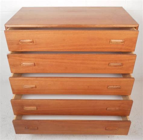 Scandinavian Teak Bedroom Furniture Mid Century Modern Teak Bedroom Set For Sale At 1stdibs