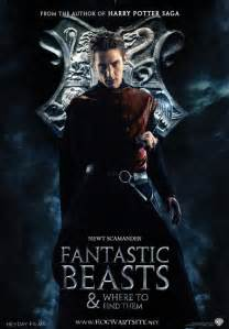Fantastic Beasts And Where To Find Them harry potter spin off fantastic beasts and where to find