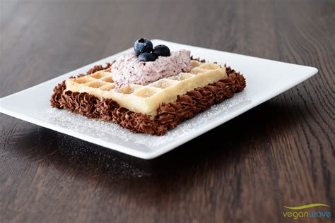 Mousse Au Chocolat Schön Anrichten by Pfannekuchen Vegan Der Klassiker Mit Heidelbeerensahne