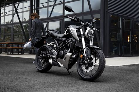 Motorrad Verkauf Hessen by Neumotorrad Honda Cb125r Baujahr 2018 Preis 4 390 00