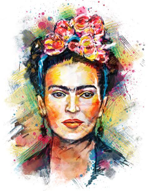imagenes artisticas de frida kahlo resultado de imagen para rostro de frida kahlo arte
