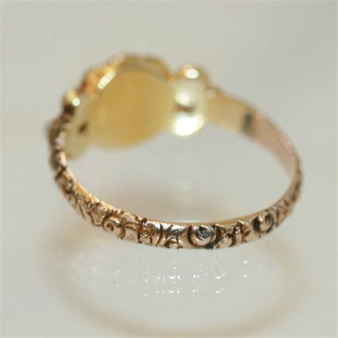 buy antique ruby and pearl ring sold items sold rings