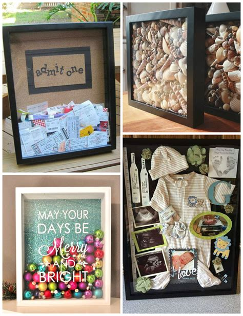 box ideas cutest shadow box ideas to make crafty morning