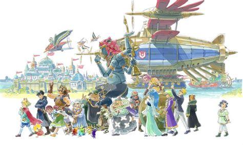 Ni No Kuni Ii Revenant Kingdom Collector Edition Ps4 ni no kuni ii collector s edition revealed cast detailed niche gamer