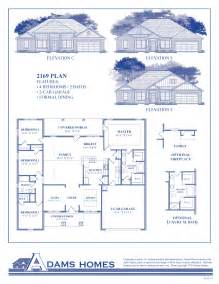 Adam Homes Floor Plans by New Homes For Sale In The Parks Located In Rock Hill