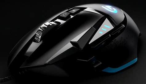Mouse Gaming G502 g502 proteus gaming mouse fps mouse logitech