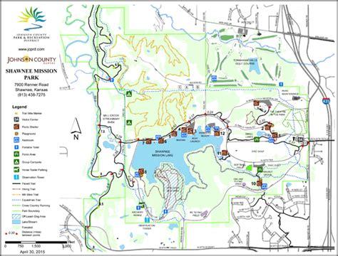 shawnee mission park johnson county park recreation district parks facilities shawnee mission park map
