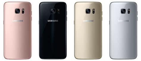 Harga Samsung S7 Edge Warna Gold samsung galaxy s7 edge ditambah warna baru merah jambu