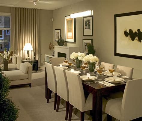 this cozy dining room seats eight guests perfect for