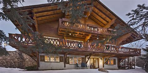 ski chalet house plans ski chalet home design