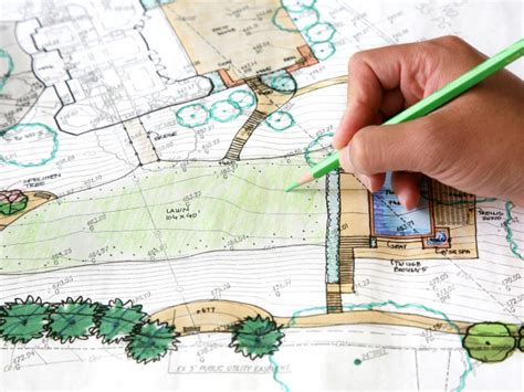 landscape interesting landscape design plans lowe s