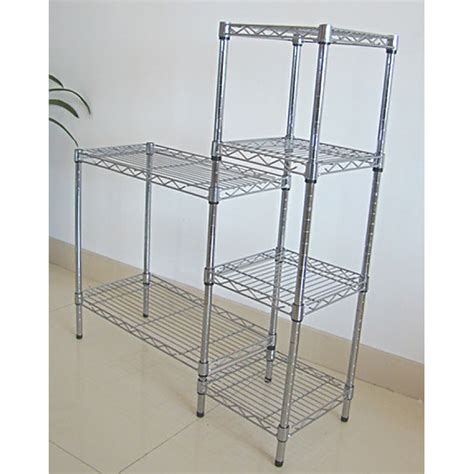 Metal Wire Rack by Metal Wire Chrome Sectional Rack Hk Cs Zh01 China