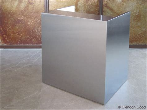 Stainless Steel Reception Desk Stainless Steel Reception Desk Stainless Steel Reception Desk Glendon Stainless Steel