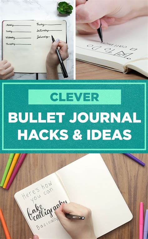 Bullet Journal Hacks by Best 25 Bullet Journal Hacks Ideas On Pinterest Bullet