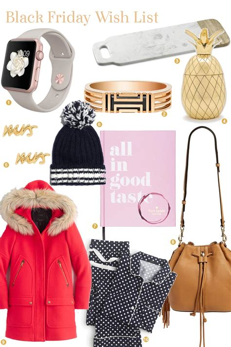 Friday Fashion Fav The It Lists Fashion Finds by Fab Finds Black Friday Wish List Exquisite Weddings