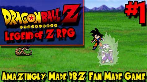 fan made dragon ball z game amazingly made dbz fan made game dragon ball z legend