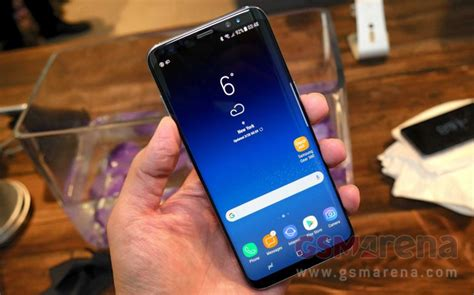 Harga Samsung S8 Plus Black Market galaxy s8 to beat the s7 in sales samsung says gsmarena