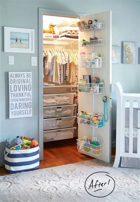 Baby Room Storage by Best 25 Nursery Closet Organization Ideas On