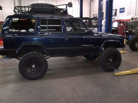 Jeep 6 5 Inch Lift Jeep Xj With 3 Inch Lift