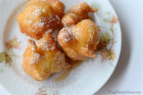 printable apple recipes easy to make apple fritter recipe frugal family home