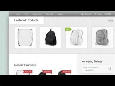 youtube cara membuat toko online membuat toko online gratis 8 cara menambahkan metode