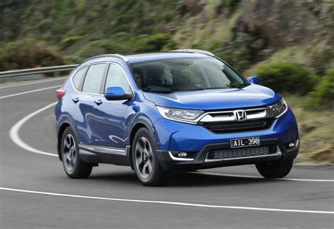 honda crv 2018 honda cr v now on sale in australia with turbo lineup