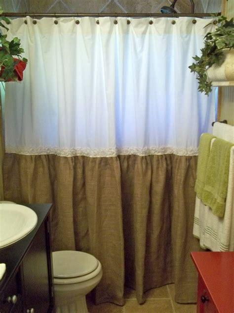 turquoise burlap curtains best 25 burlap shower curtains ideas on pinterest