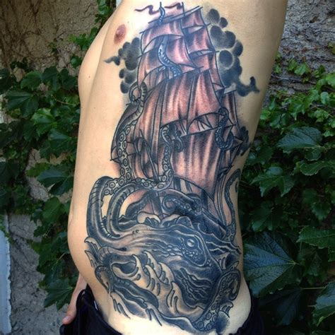 60 best kraken tattoo meaning and designs legend of the