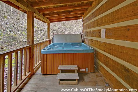 1 bedroom cabins in gatlinburg tn smoky mountains pigeon forge cabin smoky mountain hideaway 1 bedroom