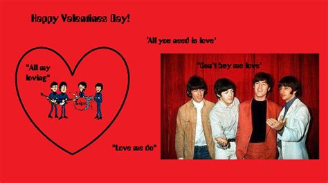 the beatles valentines beatles by beatlesboy26 on deviantart